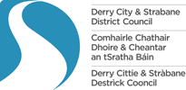 Derry City and Strabane District Council logo